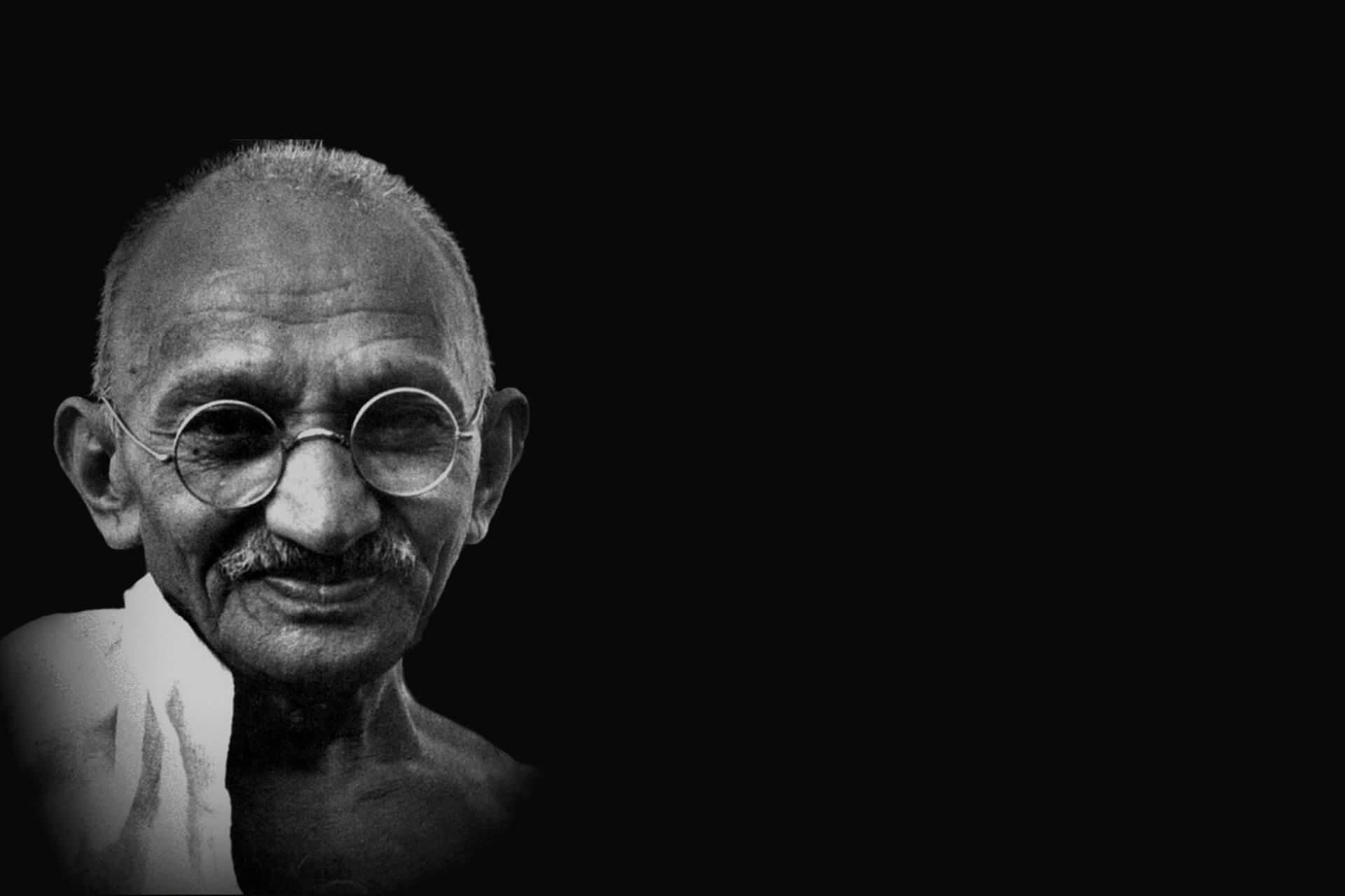 Vision Gandhi banner
